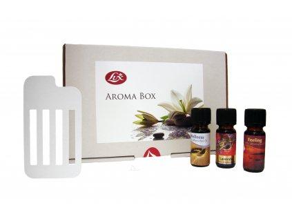 AromaBox bez kuliček
