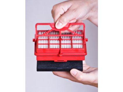 Filtr uhlíkový vysavač Lux S115, Lux Intelligence